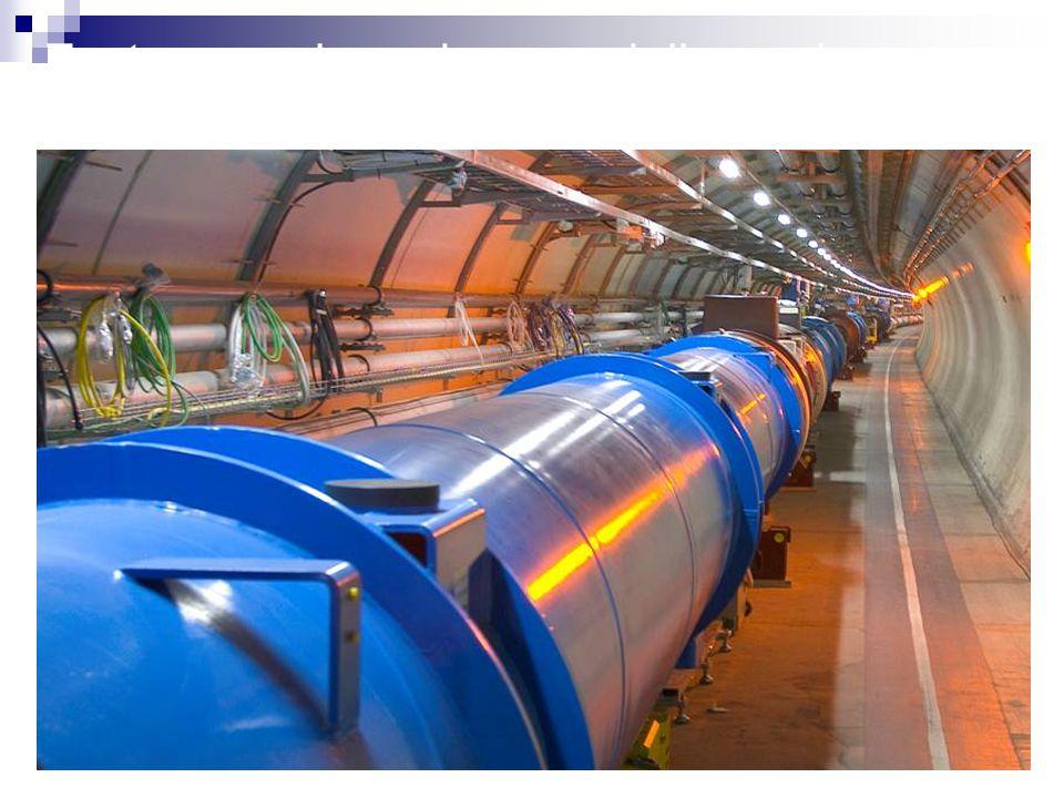 Zastosowanie nadprzewodnikowych w CERN (LHC)