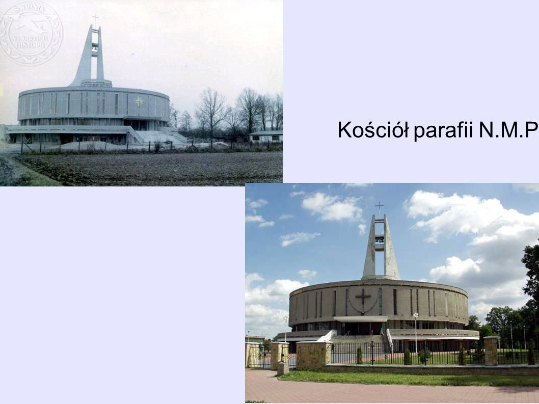 Kościół parafii N.M.P