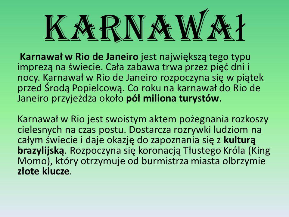 Rio De Janerio-Karnawa ł
