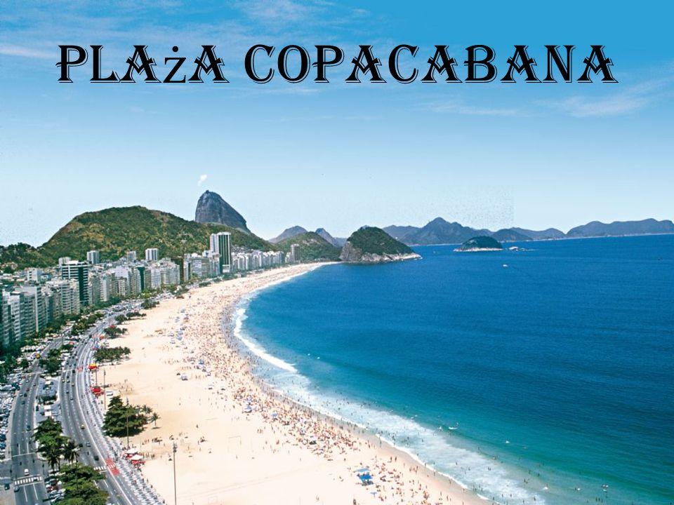 Pao de Açucar Wspaniałą panoramę Rio de Janeiro i Oceanu Atlantyckiego można podziwiać także popularnej Głowy Cukru – Pao de Açucar.
