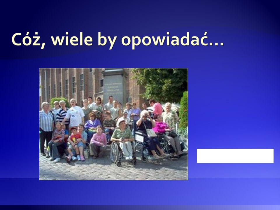 OPOKA Stowarzyszenie Osób Niepełnosprawnych, Ich Rodzin i Przyjaciół