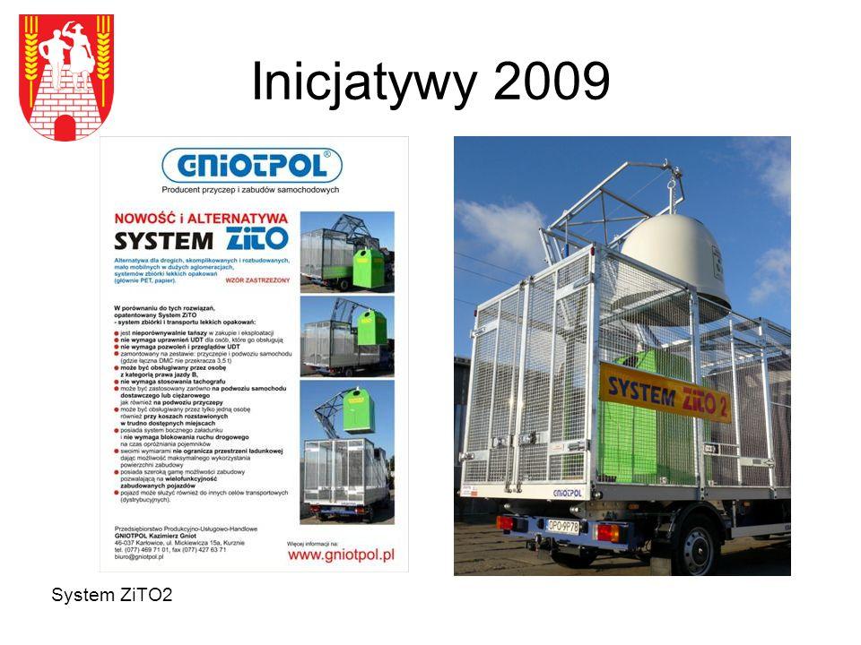 Inicjatywy 2009 System ZiTO2