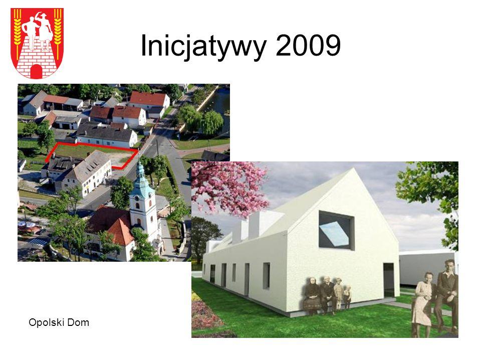 Inicjatywy 2009 Opolski Dom