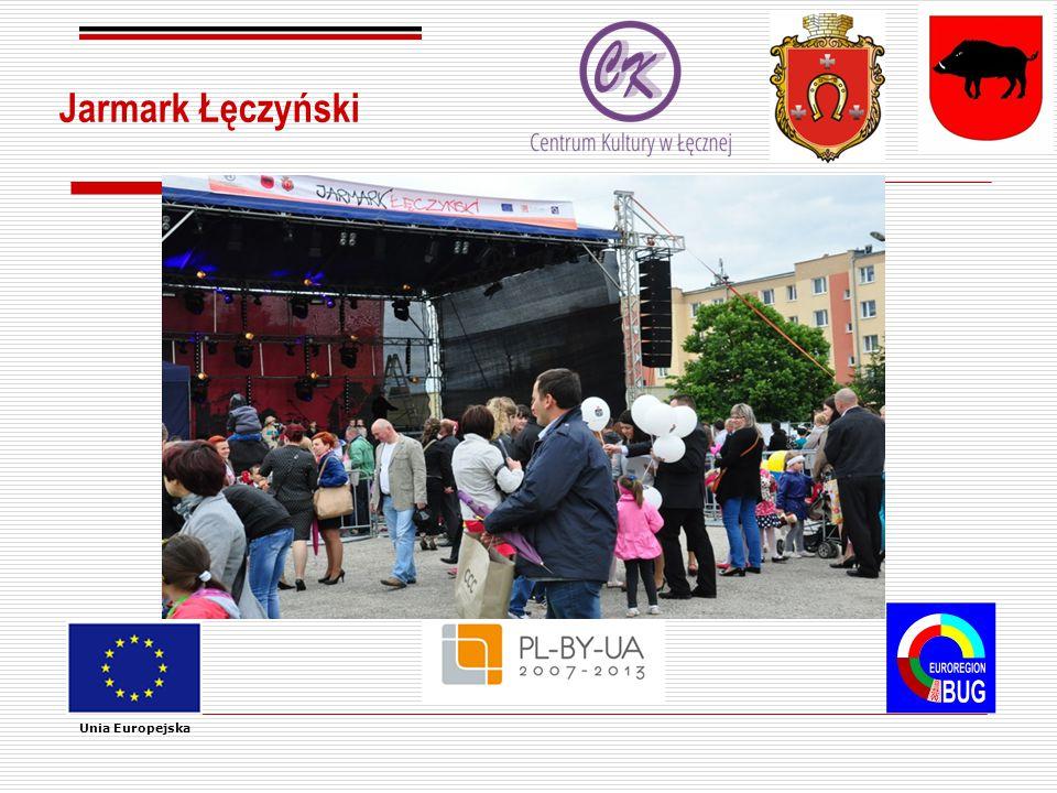 Jarmark Łęczyński Unia Europejska
