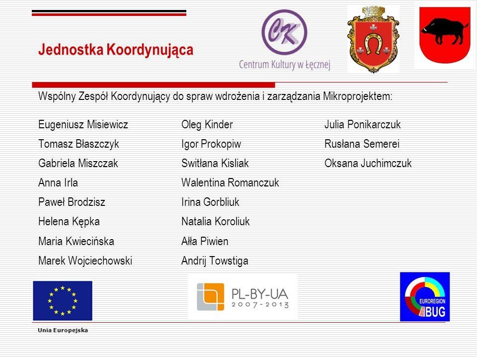 Jarmark Łęczyński Unia Europejska W dniach 31.05.2014 – 01.06.2014 w ramach mikroprojektu odbyła się 2-dniowa kulturalna impreza plenerowa pn.