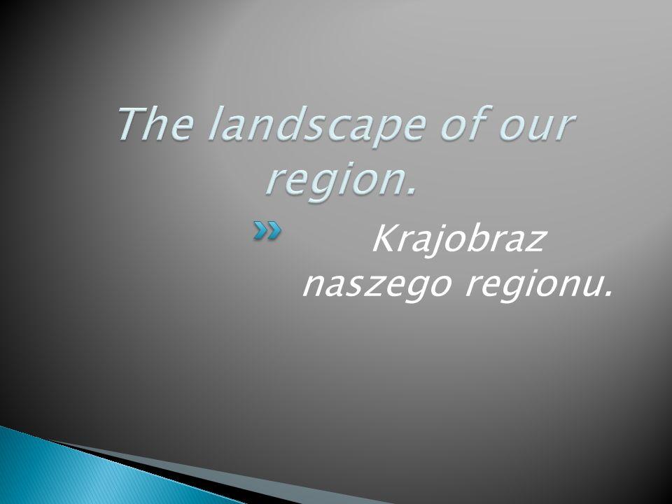 Krajobraz naszego regionu.