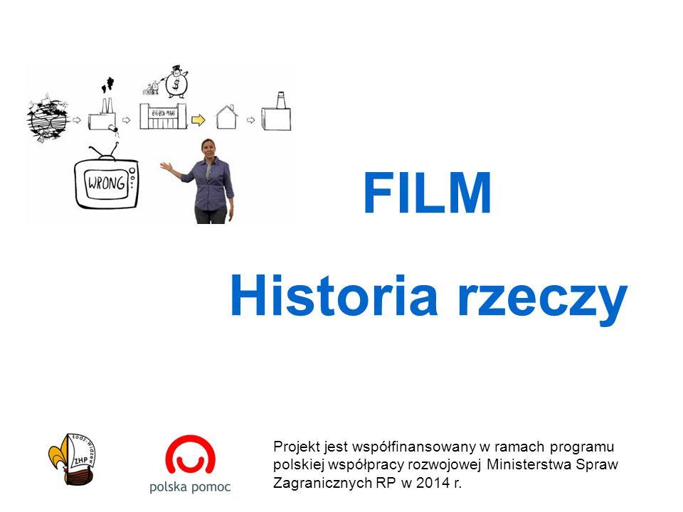 FILM Historia rzeczy