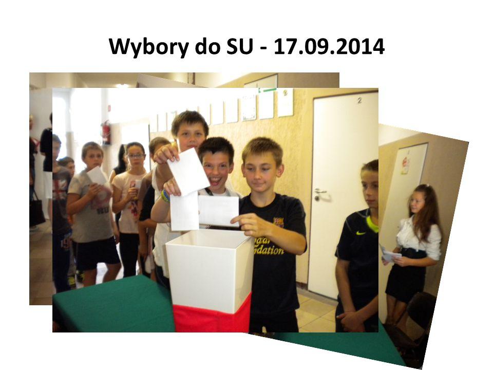 Wybory do SU - 17.09.2014