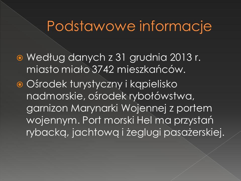  Według danych z 31 grudnia 2013 r.miasto miało 3742 mieszkańców.