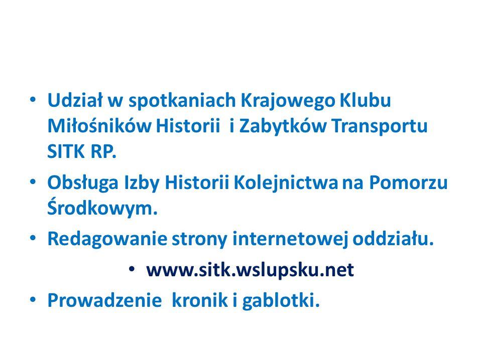 II.IMPREZY I WYCIECZKI Uroczyste spotkanie Zarządu Oddziału w dniu 29 stycznia.
