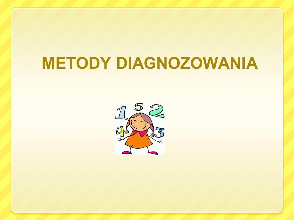 METODY DIAGNOZOWANIA