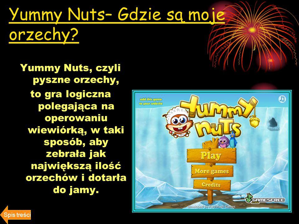 Yummy Nuts– Gdzie są moje orzechy.