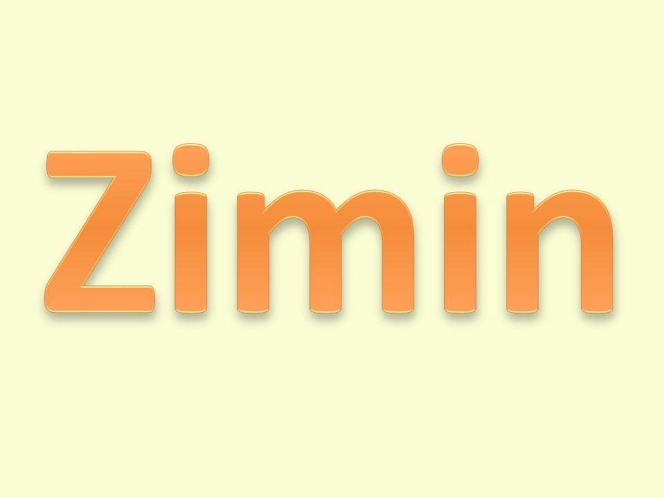 Zimin- zdjęcie z satelity