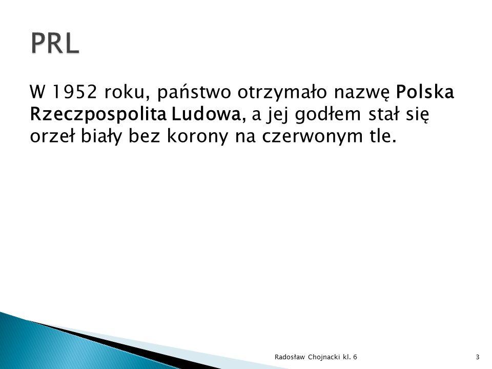 Obywatele żyli nadal skromnie, a duża część polskich towarów trafiała niemal za darmo do ZSRR.