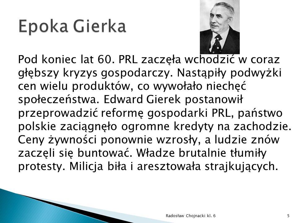 Wybory do Sejmu X kadencji okazały się zwycięstwem opozycji.