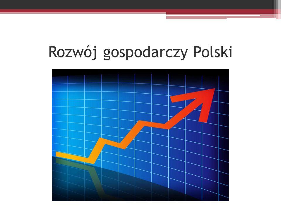 Rozwój gospodarczy Polski