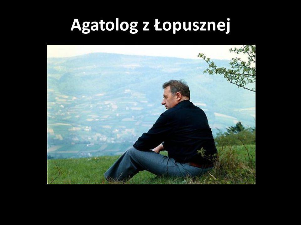 Agatolog z Łopusznej