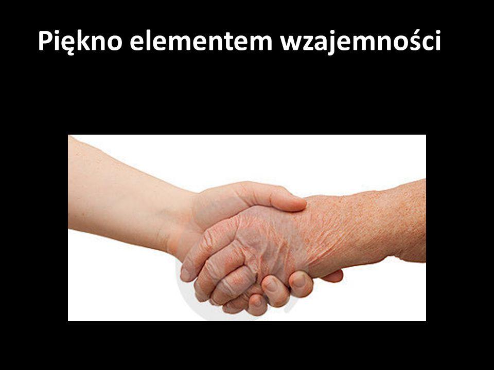 Piękno elementem wzajemności