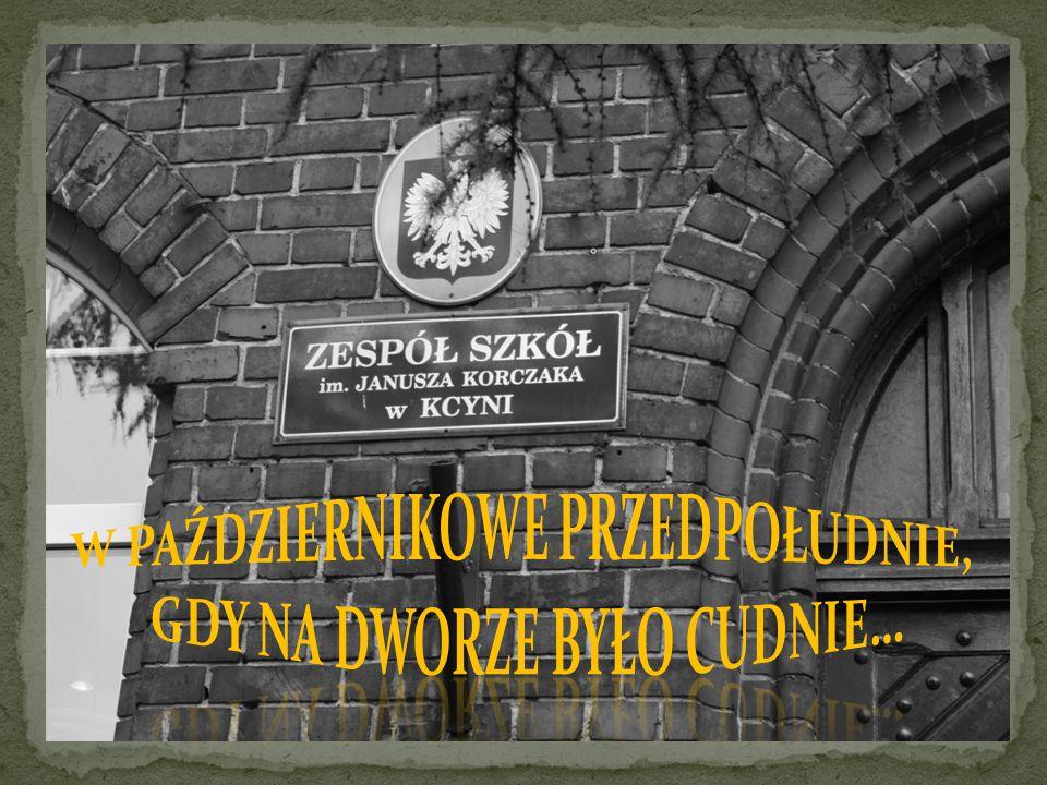 "A ja chcę być sobą.Janusz Korczak mówił: ""Bądź sobą- szukaj własnej drogi."