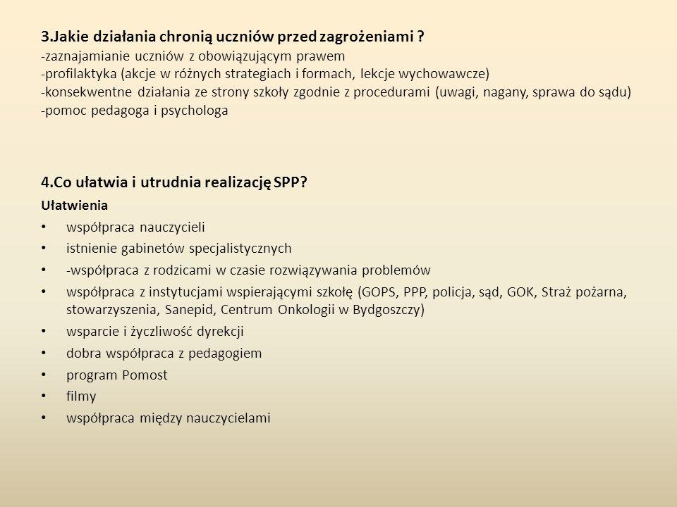 Analiza wyników ankiety Szkolnego Programu Profilaktyki Szkoła Podstawowa -klasy IV-VI Unisław 2012/2013 ilość ankietowanych – 95 rodziców