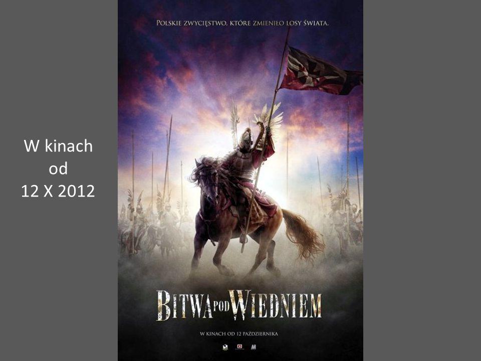 W kinach od 12 X 2012