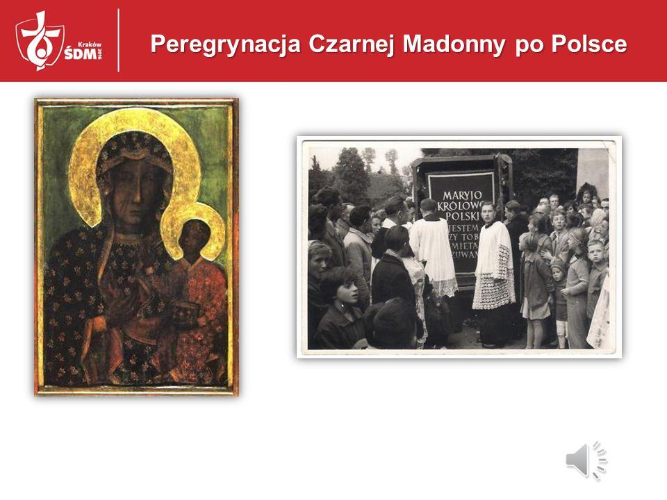 Peregrynacja Czarnej Madonny po Polsce