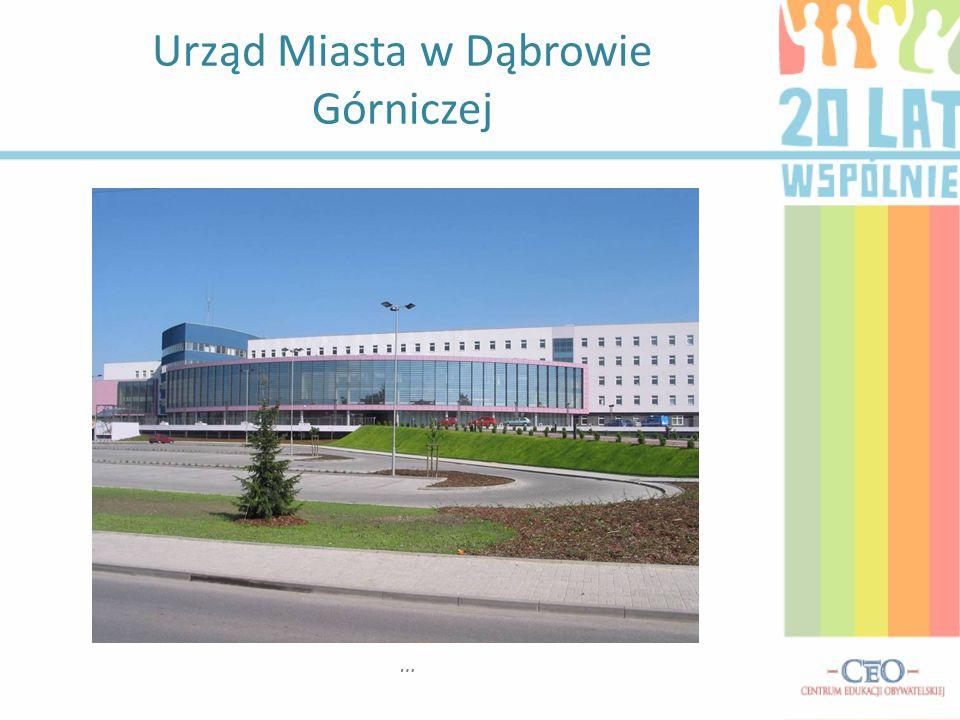 Urząd Miasta w Dąbrowie Górniczej …