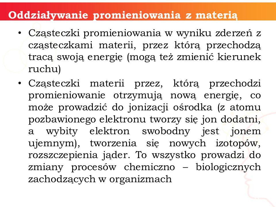informatyka + 17 Zasady ochrony radiologicznej Im dalej od źródła tym promieniowanie jest słabsze.