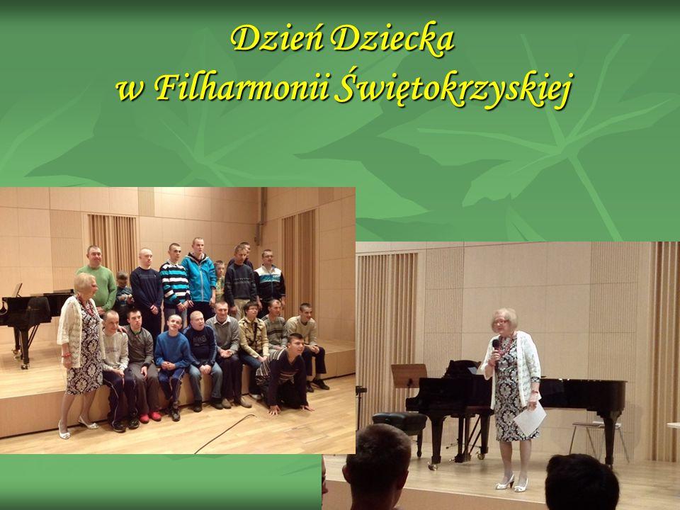 Dzień Dziecka w Filharmonii Świętokrzyskiej