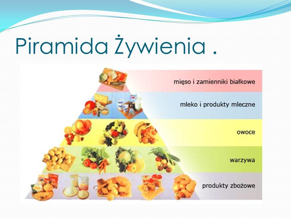 Piramida Żywienia.