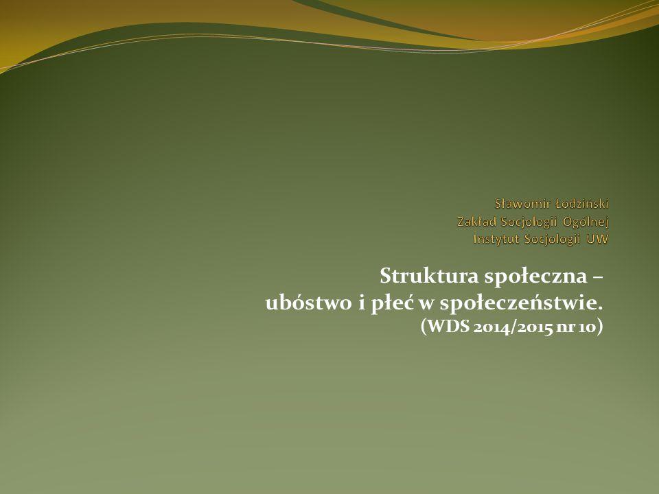"""Marginalizacja i wykluczenie społeczne - język """"margines społeczny (Słownik Języka Polskiego): nieliczna i mało znacząca warstwa społeczna, składająca się z jednostek prowadzących pasożytniczy tryb życia, wykolejonych, naruszających przepisy prawa i normy współżycia społecznego, """"męty społeczne ; """"ludzie luźni (od co najmniej w XV wieku), a także: """"swawolni , """"wagabundzi , """"hultaje , """"włóczędzy , """"wałęsi """"wagusi , """"bandosi (sezonowy robotnik rolny); """"ludzie zbędni (Stefan Czarnowski); """"deklasacja i """"zdeklasowani (czyli obniżanie statusu w społeczeństwie); """"peryferyzacja , """"gettoizacja , """"gettyzacja , """"enklawy biedy , """"fawelizacja ; """"segregacja społeczna (""""separacja ); upośledzenie społeczne (upośledzenie społeczne to stan współwystępowania biedy i ekskluzji); stygmatyzacja, piętnowanie, naznaczanie."""