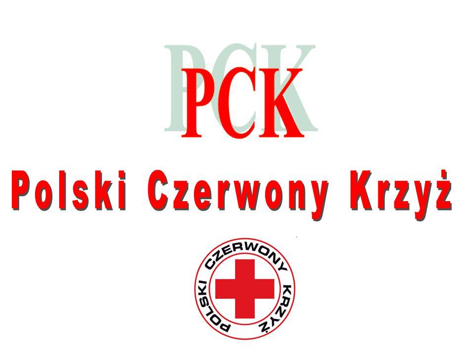 Działalność wolontariacka PCK Jeżeli chcesz pomagać innym, koniecznie dołącz do PCK.