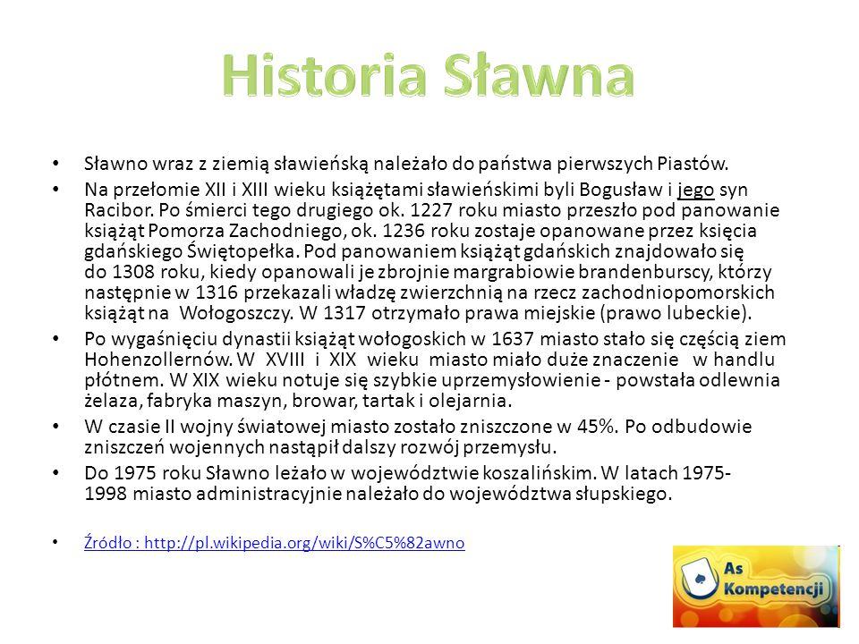 """Wzrost bezrobocia w Sławnie w latach 2009 - 2012 wg """"Głosu Koszalińskiego z dn."""