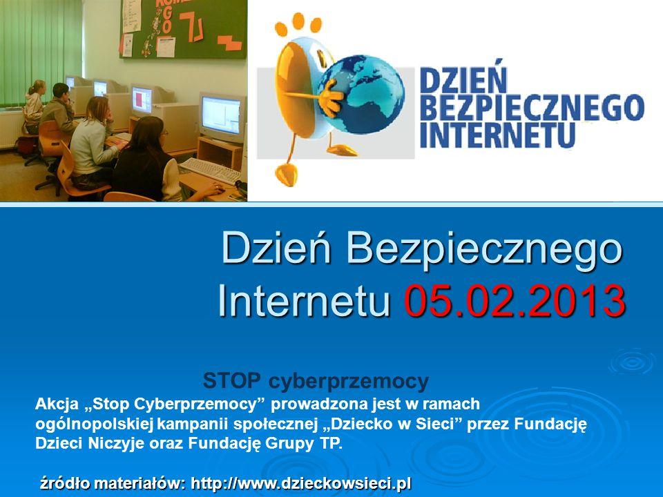 Plan prezentacji 2.STOP cyberprzemocy 3. O problemie przemocy rówieśniczej w Sieci 4.