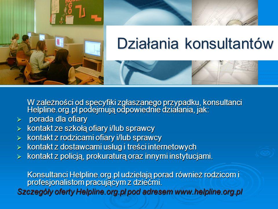 Film STOP CYBERPRZEMOCY http://www.dzieckowsieci.pl/strona.php?p=144 i wnioski z filmu