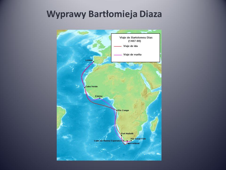 Wyprawy Bartłomieja Diaza