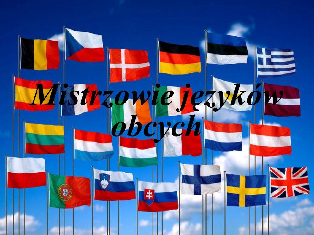 Mistrzowie języków obcych