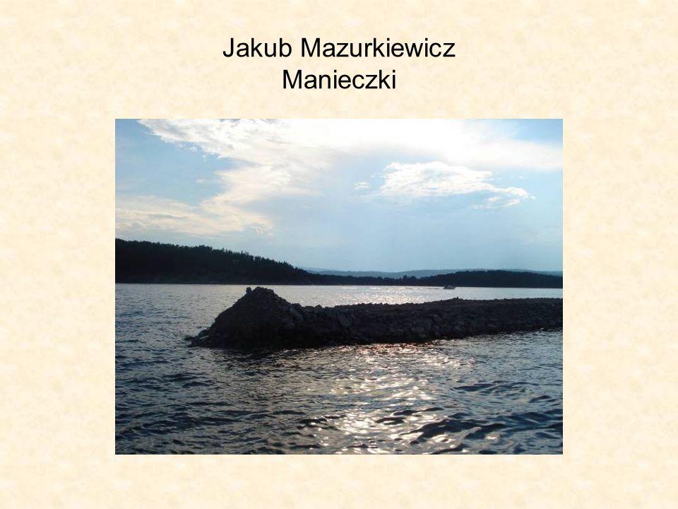Jakub Mazurkiewicz Manieczki