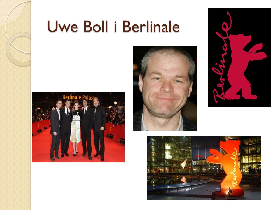 Uwe Boll i Berlinale