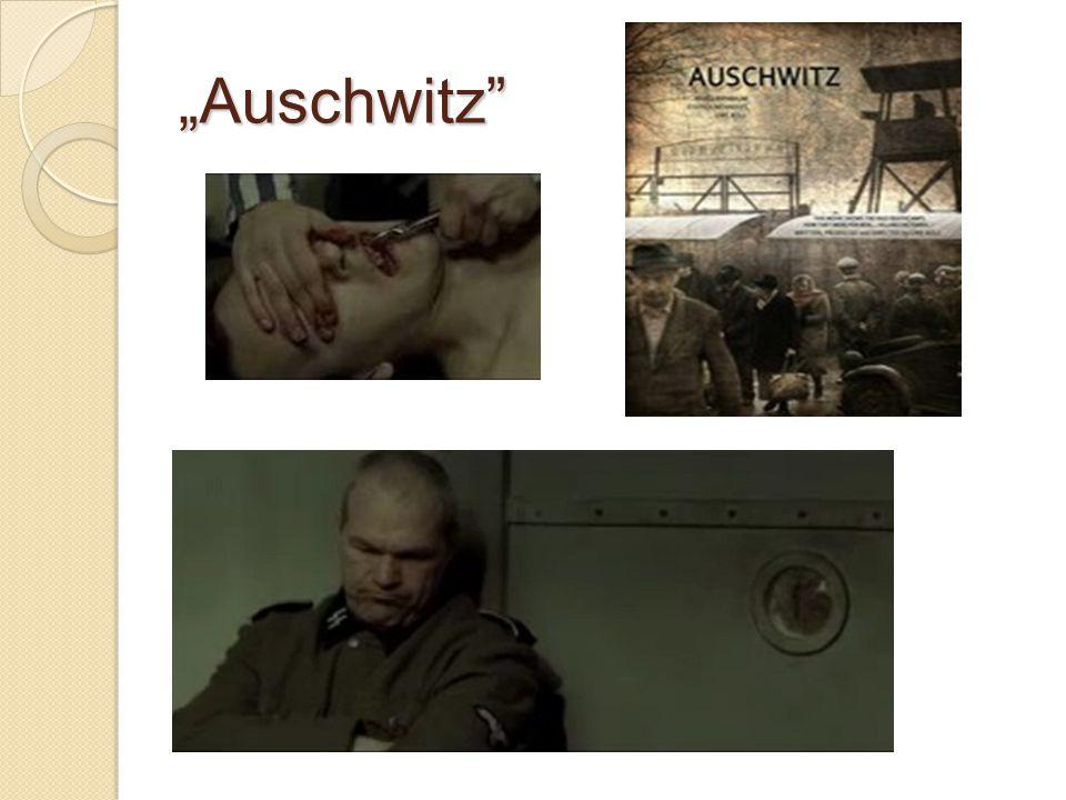 """""""Auschwitz"""