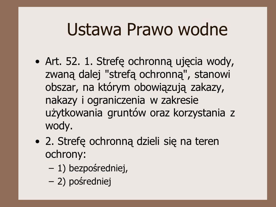 Ustawa Prawo wodne Art.52. 1.