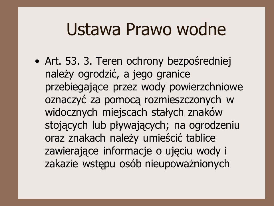 Ustawa Prawo wodne Art.53. 3.