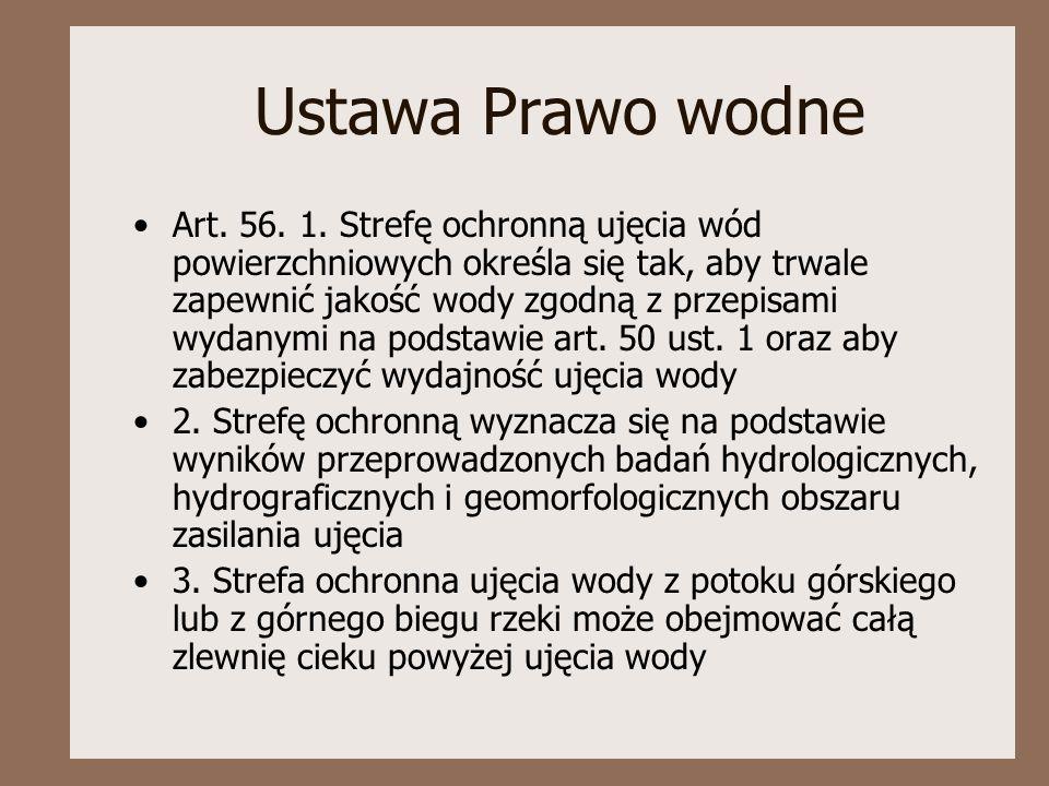 Ustawa Prawo wodne Art.56. 1.