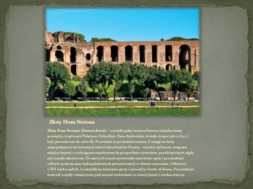 Więzienie Mamertyńskie, zwane również Tullianum, jest najstarszym więzieniem starożytnego Rzymu.