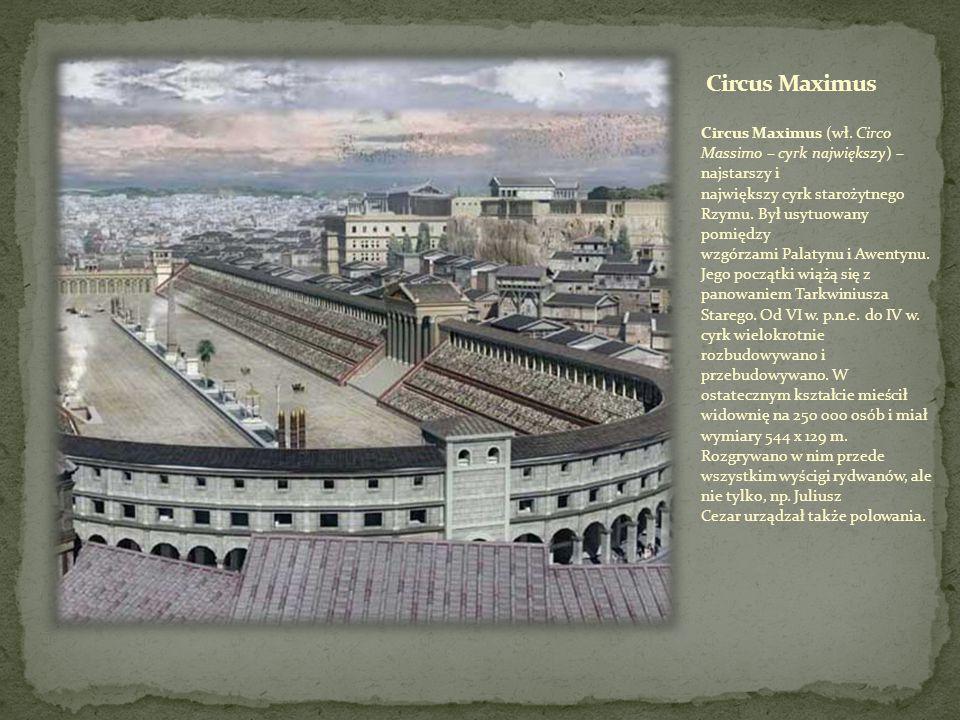 Circus Maximus (wł.