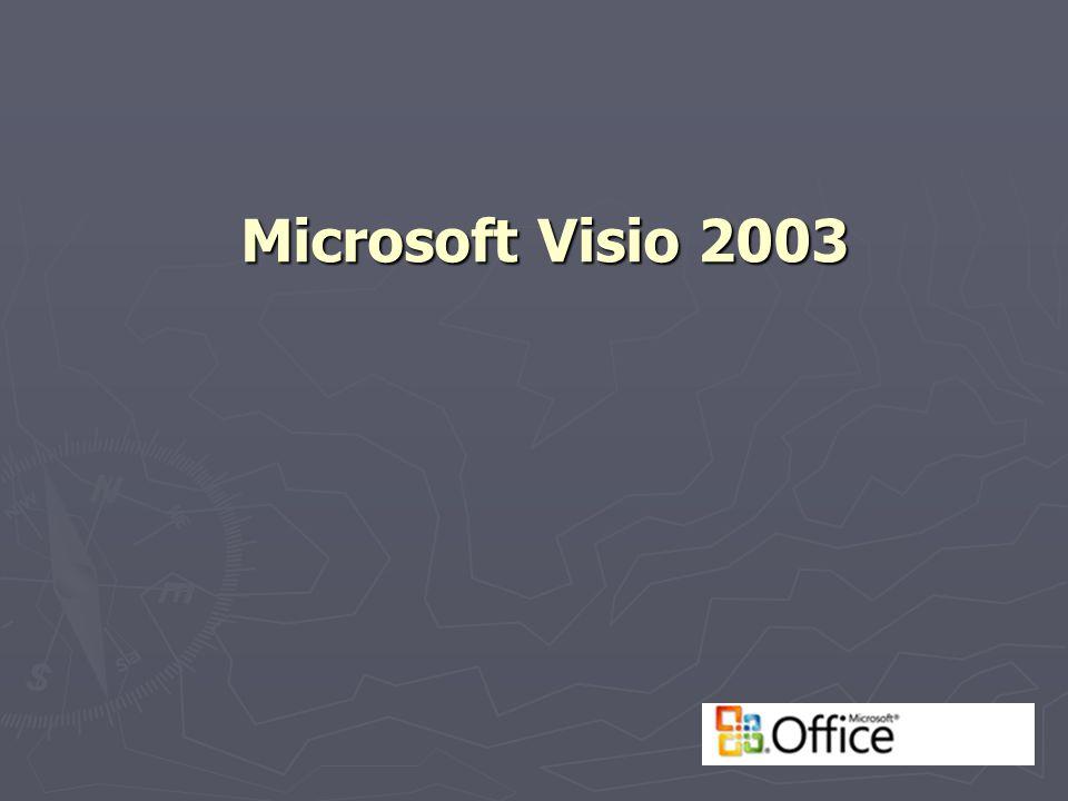 36 Microsoft Visio 2003 Atuty : ► Możliwość projektowania, dokumentowania oraz analizowania procesów biznesowych za pomocą szablonów i kształtów ► Śledzenie komentarzy przez użytkowników Używając trybu recenzji ► Możliwość publikowania diagramów programu Visio w obszarze roboczym programu Microsoft SharePoint™ Portal Server lub eksportowania diagramów przy użyciu formatu SVG albo funkcji zapisywania jako strony sieci Web.