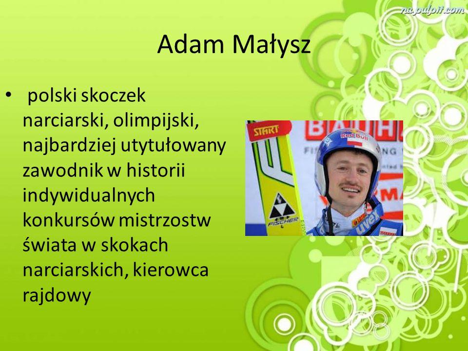Robert Korzeniowski polski lekkoatleta, chodziarz, wielokrotny mistrz olimpijski, świata i Europy, uznawany za jednego z najwybitniejszych polskich sportowców w historii, najbardziej utytułowany