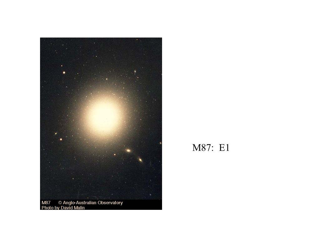 M87: E1