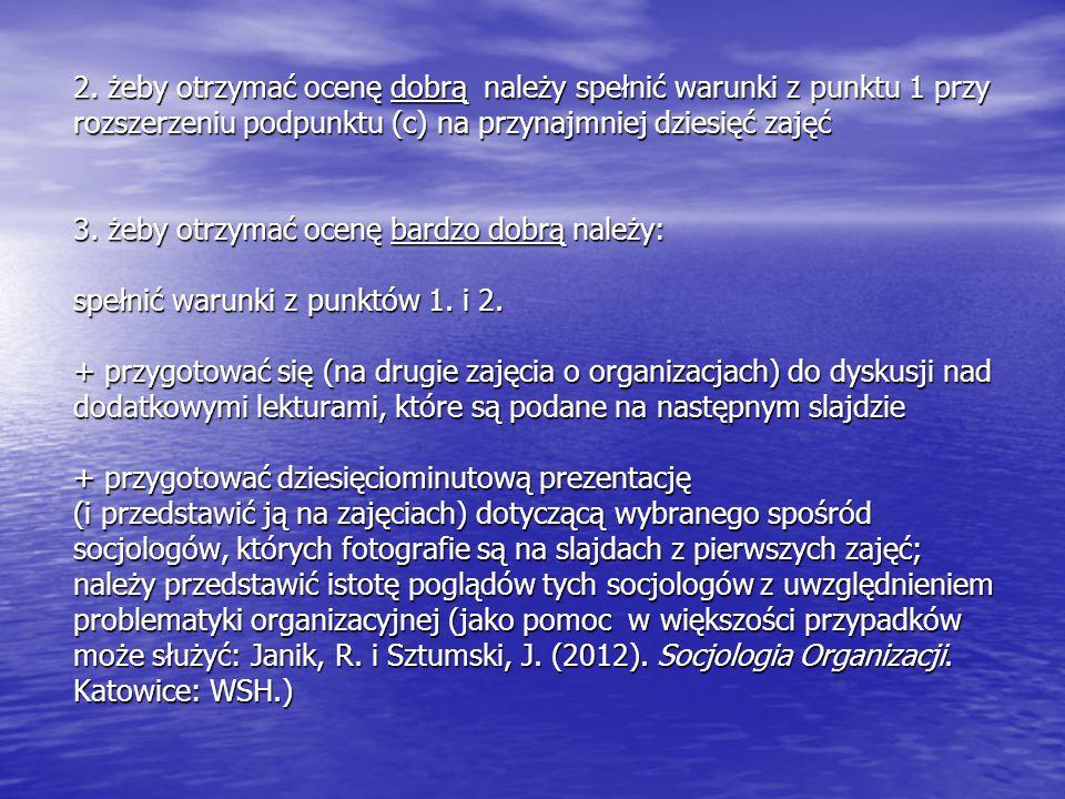 "Zygmunt Bauman ""postawa konsumencka (wg A.Aldridga) 1."