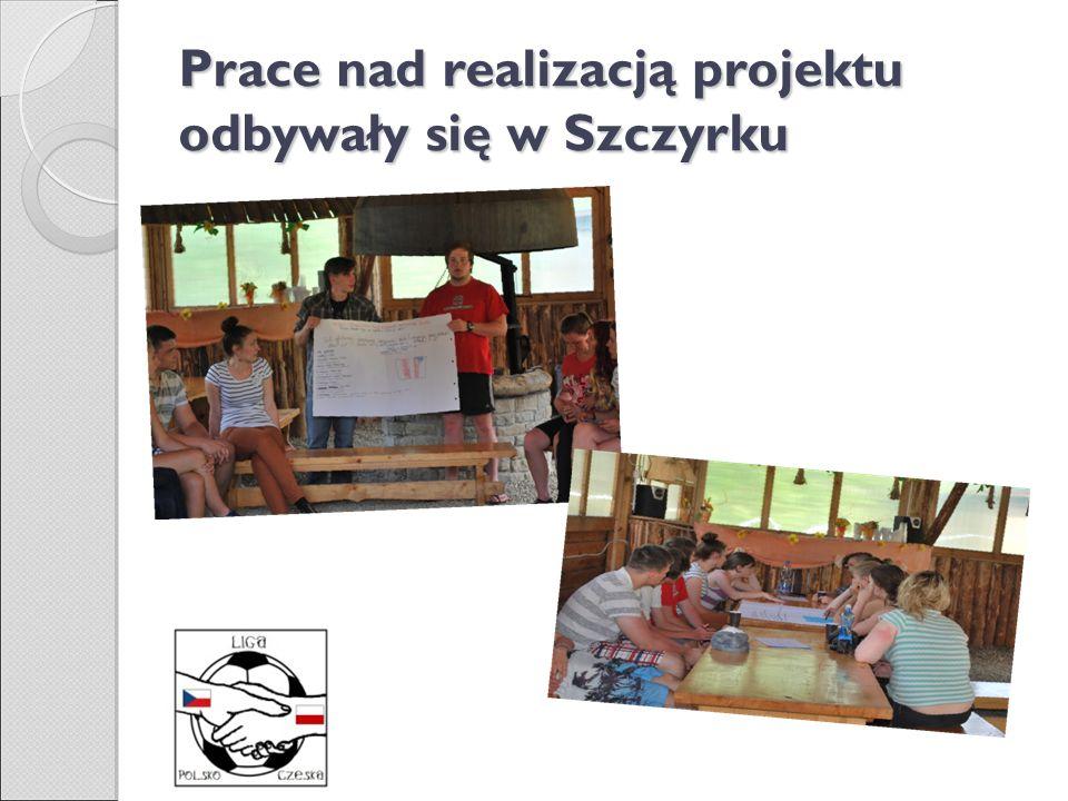 Prace nad realizacją projektu odbywały się w Szczyrku